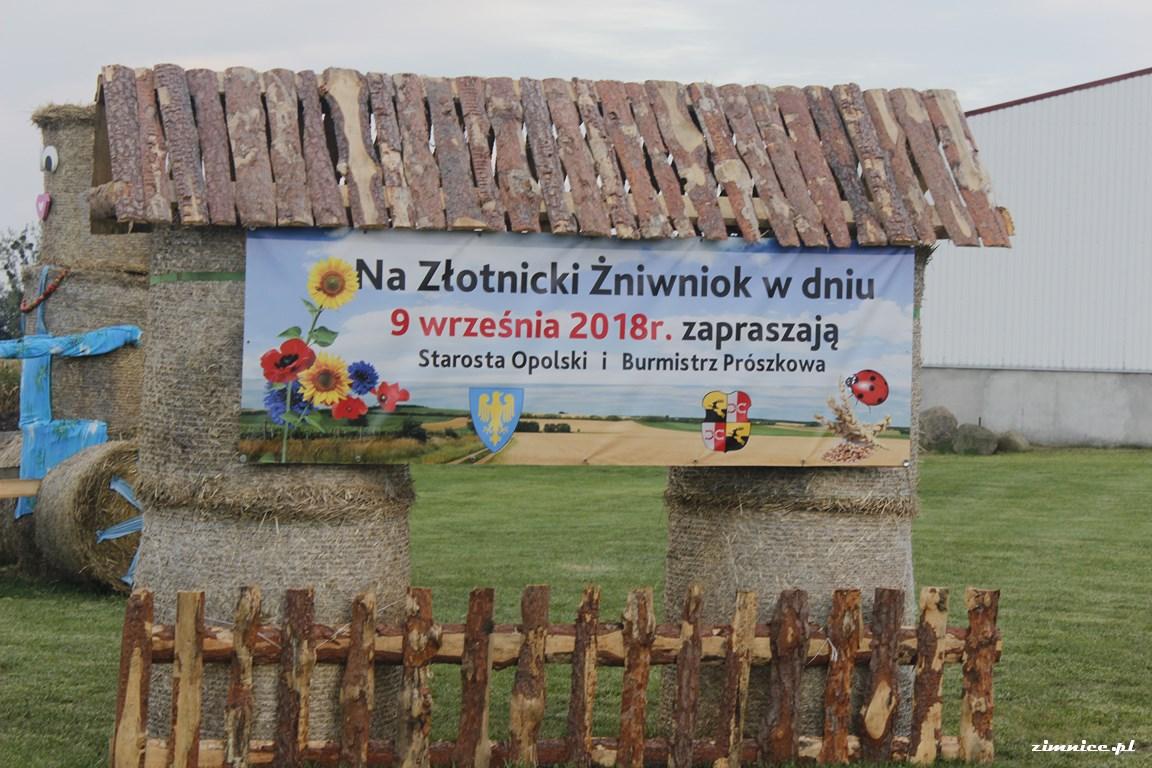 Przeglądasz galerie Dożynki Powiatowo-Gminne w Złotnikach 9.9.2018
