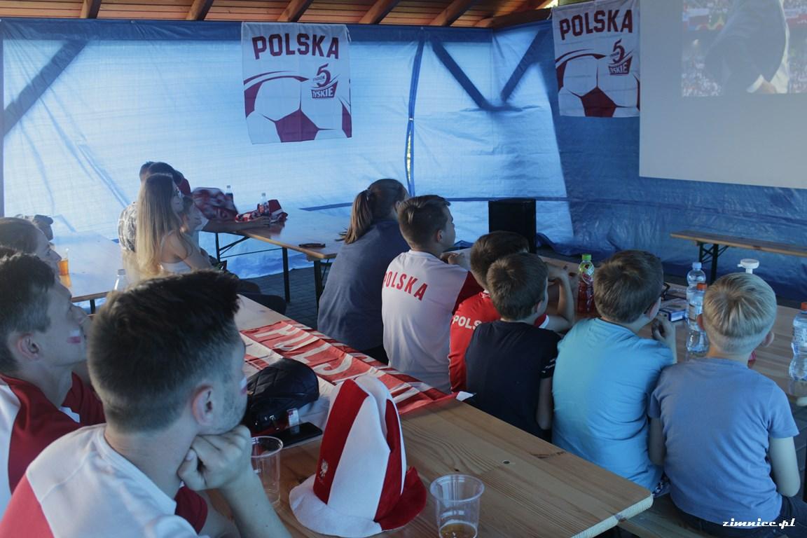 Przeglądasz galerie Strefa kibica mecz Polska - Senegal