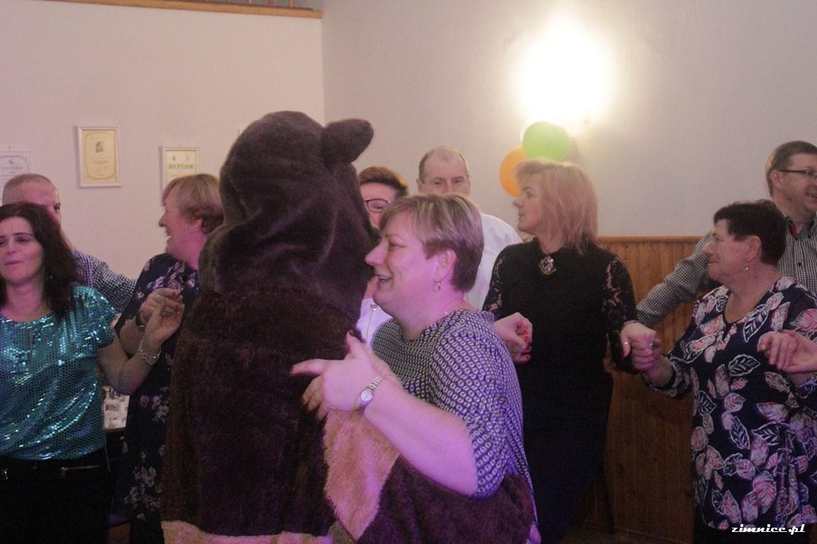 Przeglądasz galerie Zabawa niedźwiedziowa 20.01.2018
