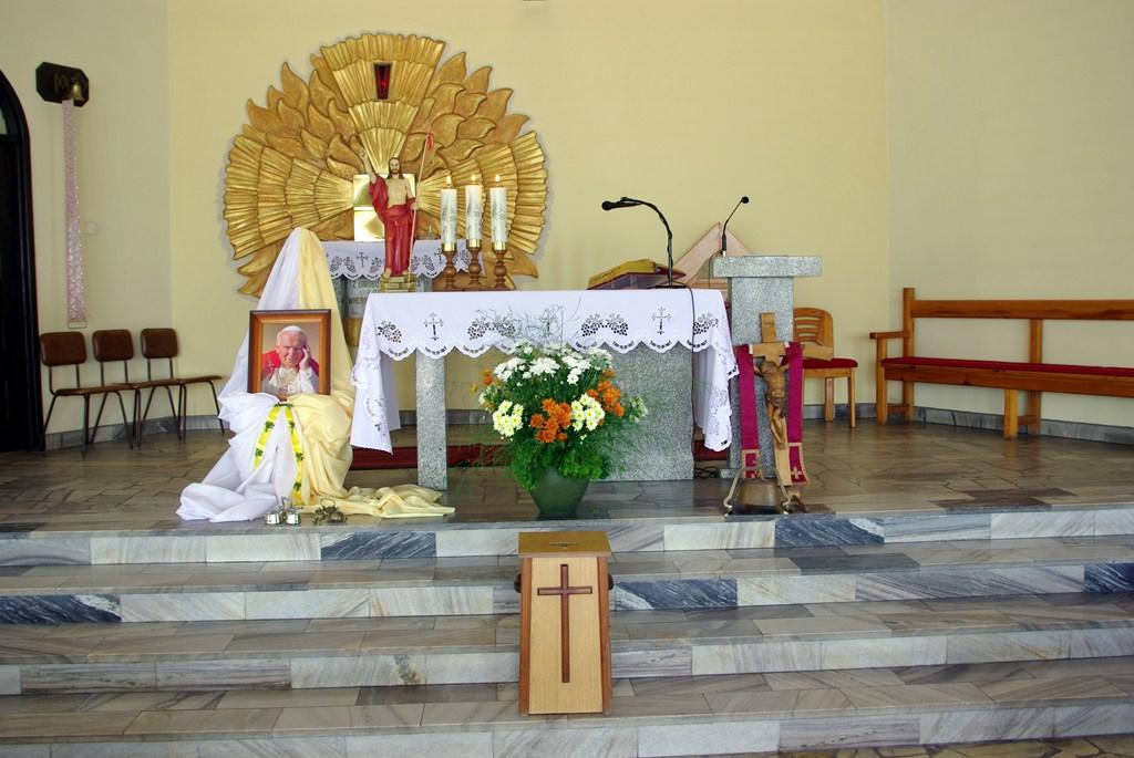 Przeglądasz galerie Kościół w Zimnicach Małych