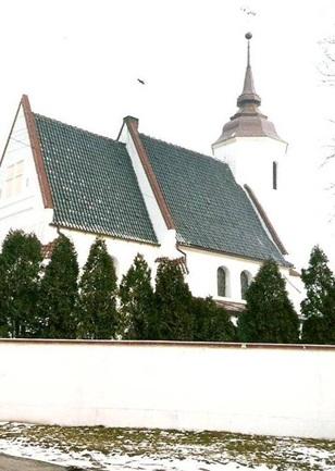 Przeglądasz galerie Kościół w Zimnicach Wielkich